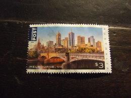 AUSTRALIA 2018 MELBOURNE 3 $ USATO - 2010-... Elizabeth II