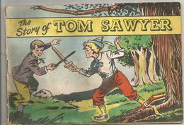THE STORY OF TOM SAWYER - Books, Magazines, Comics