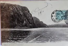 MONTREAL.Cap Trinité Et Cap Eternité - Québec - Les Rivières