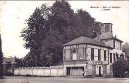 AMIENS-Chaussée PERIGORD- BOIS De BOULOGNE- L'Entrée.RARE. - Amiens