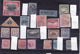 SUD-AMERICA  +  125 SELLOS MATASELLADOS - Stamps