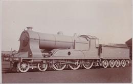 """Dugald Drummonds """"Paddlebox"""" LSWR 443 - Treinen"""