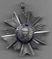 Mérite Artisanal - Médaille Incomplète - France