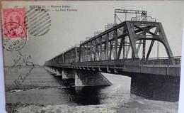 MONTREAL Victoria Bridge - Montreal