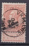N° 57 VRACENE COBA +10.00 - 1893-1900 Fine Barbe