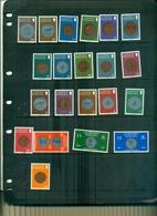 GUERNSEY SERIE COURANTE MONNAIES 21 VAL NEUFS A PARTIR DE 1.25 EUROS - Guernsey