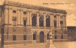 Cartolina Vicenza Palazzo Della Banca D'Italia - Vicenza