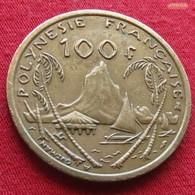 French Polynesia 100 Francs 2000 KM# 14 Polynesie Polinesia - Polynésie Française