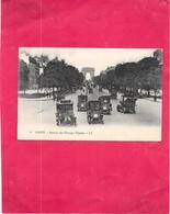 PARIS - 75 - Avenue Des Champs Elysées   - DELC6/ENCH - - France