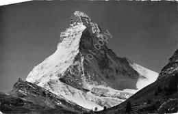 Cartolina Zermatt Des Matterhorn 1947 - Non Classificati