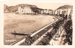 Cartolina Rio De Janeiro Flamengo Posta Aerea 1952 - Non Classificati