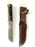 Poignard De Combat Cattaraugus 225G WW2 - Knives/Swords
