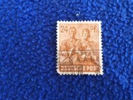 """Germany: Unidentified Date """"Family"""" , Canceled & Hinged - Germany"""