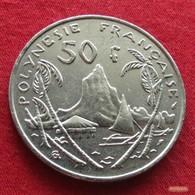 French Polynesia 50 Francs 1991 KM# 13 Polynesie Polinesia - Polynésie Française