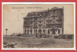 50 - DONVILLE Les BAINS -- L'Hôtel De L'Ermitage - France