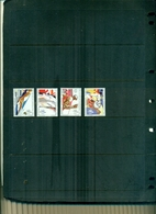 CHYPRE J.O. BARCELONE 4 VAL NEUFS A PARTIR DE 0.50 EUROS - Ete 1992: Barcelone