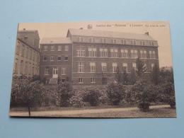 """Institut Des """" MINIMES """" à Louvain - Vue Prise Du Jardin ( Thill ) Anno 1924 ( Zie Foto Details ) ! - Leuven"""