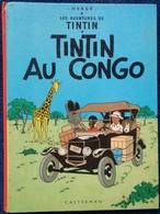 Hergé -TINTIN -  TINTIN Au Congo - Casterman - ( 1975 - 2 B 42 ) . - Tintin