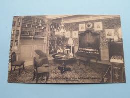 Institut Paridaens à Louvain - Filles De Marie / Bibliothéque ( Thill ) Anno 192? ( Zie Foto Details ) ! - Leuven