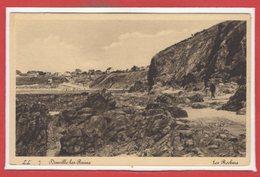 50 - DONVILLE Les BAINS -- Les Rochers - France