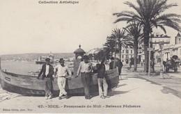 NICE Promenade Du Midi-Bateaux Pêcheurs - Other