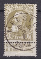 N° 75 Défaut  MELSELE  COBA +8.00 - 1905 Grosse Barbe