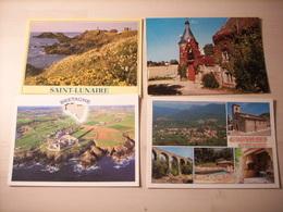 Lot De + De 2400 Cartes Postales Uniquement FRANCE (mélange Villes, Villages, Paysages, Plages, Etc...) - Cartes Postales