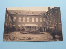 Institut Paridaens ( Filles De Marie ) à Louvain - Maison De Campagne ( Thill ) Anno 192? ( Zie Foto Details ) ! - Leuven