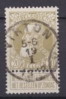 N° 75 VIRTON - 1905 Grosse Barbe