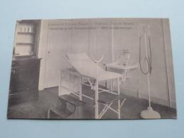 Gasthuis Louise-Marie Hôpital ( Vrouwenziekten / Gynécologie ) Anno 19?? ( Zie Foto Details ) ! - Santé
