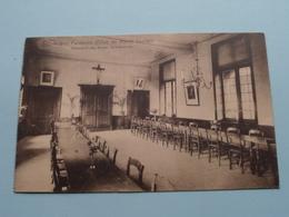 Institut Paridaens ( Filles De Marie ) Louvain - Réfactoire (  Nels ) Anno 1921 ( Zie Foto Details ) ! - Leuven