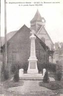Anglesqueville-sur-Saâne (76 - Seine Maritime)   Le Monument Aux Morts - France