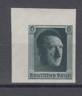 Dt. Reich 647  1. Nationale Briefmarkenausstellung Berlin 6 Pf Postfrisch - Deutschland