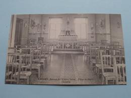 Maison De L'Enfant Jésus ( Filles De Marie ) Louvain - Chapelle ( Grinderbeek ) Anno 1923 ( Zie Foto Details ) ! - Leuven