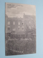 Maison De L'Enfant Jésus ( Filles De Marie ) Louvain - Vue Prise Du Jar ( Grinderbeek ) Anno 1922 ( Zie Foto Details ) ! - Leuven