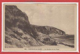 50 - DONVILLE Les BAINS -- Les Rochers De La Plage - France
