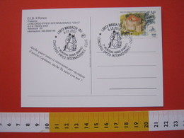A.03 ITALIA ANNULLO - 2002 MASSAZZA BIELLA CONCORSO IPPICO INTERNAZIONALE MEMORIAL GUIDO DOMINICI CONI OLYMPIC - Ippica