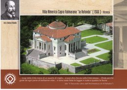 Vicenza 2008 - Vicenza Numismatica - Premio Internazionale Vicenza Palladio - - Bourses & Salons De Collections