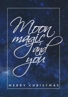 AK Düsseldorf 2018 Peek & Cloppenburg Merry Christmas Moon Magic And You Weihnachten - Werbepostkarten