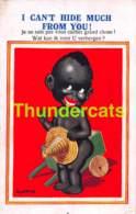 CPA ILLUSTRATEUR ARTIST SIGNED DONALD MC GILL MCGILL ENFANT CHILD BLACK AMERICANA NEGRE NEGRO - Mc Gill, Donald