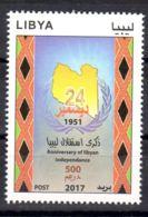 24.12.2017, Journée De L'indépendance De Libye, Neuf **, Lot 50779 - Hippisme