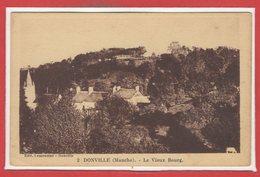 50 - DONVILLE Les BAINS -- Le Vieux Bourg - France