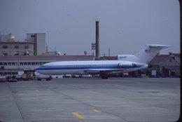 SLIDE / AVION / AIRCRAFT   KODAK  ORIGINAL   B 727 VIP  N44R - Diapositives