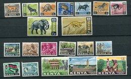 Kenia  **  Lot Animaux Divers Et  Vie Au Kenya - Kenya (1963-...)