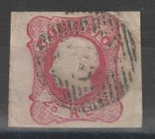 Portugal - YT 15 Oblitéré - 1862-1884 : D.Luiz I