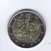 Lussemburgo - 2 Euro Commemorativo Anno 2018 -  Guglielmo III° - Lussemburgo