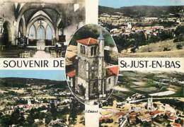 ST JUST EN BAS - Souvenir De - Multivues - Autres Communes