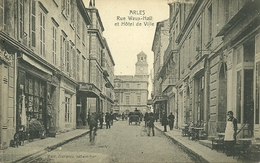 13 ARLES RUE WAUX-HALL HOTEL DE VILLE  CAMARGUE PROVENCE BOUCHES DU RHONE - Arles