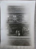 """Bertrem. Omer Reynaert. """"In Den Boerenwinkel"""". Originele Foto 1931. - Lieux"""