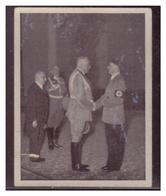 Adolf Hitler (007139) Sammelbilder Austria Tabakwerke, AH Und Sein Weg Zu Großdeutschland Bild 303, Neurath Und Hacha - Zigaretten